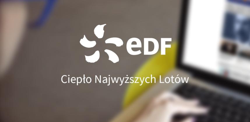 EDF – Ciepło Najwyższych Lotów